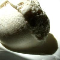 Recette de la Glace sans oeufs à la vanille