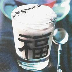 Recette de la coupe glacée Japon