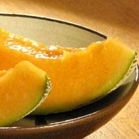 Recette Melon givré