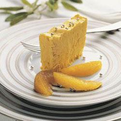 Recette Parfait glacé safran-vanille