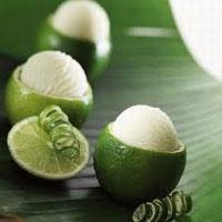 Recette sorbet au citron vert