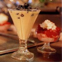 Recette du Parfait glacé au chocolat blanc