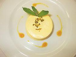 Recette Parfait glacé à la mangue